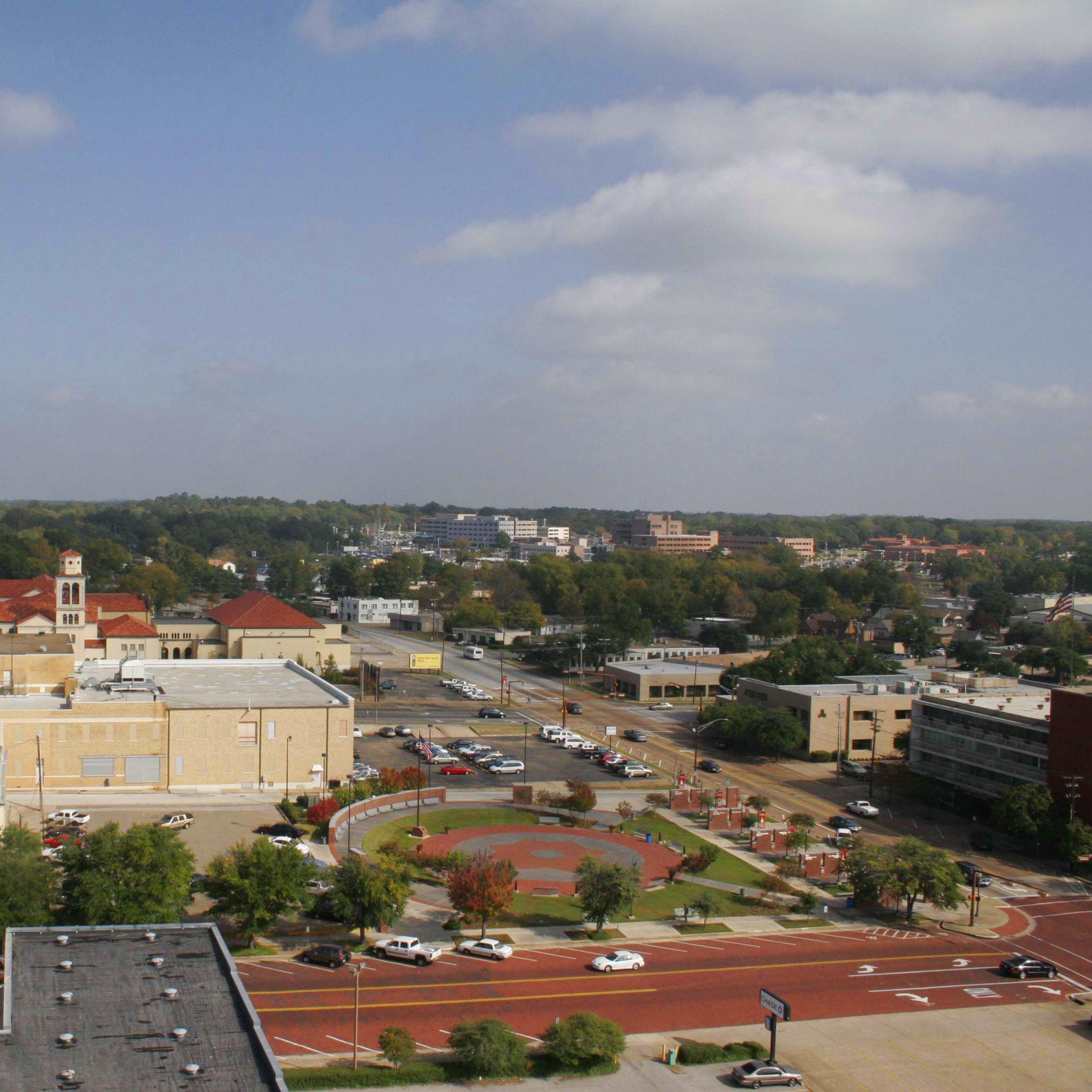 longview downtown